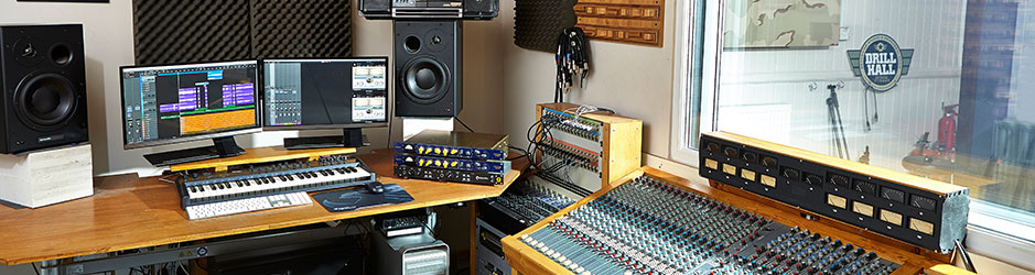 Drill Hall Recording Studios